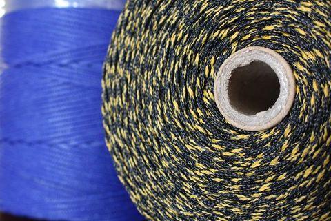 4MM BRAIDED TWINE BLUE 2KG
