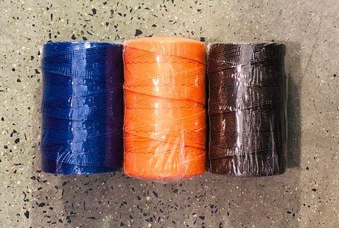 400D/21PLY TWINE BROWN