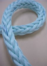 24mm 8-PLAIT SUPERTEC ROPE X 125MTR