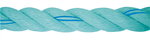 28mm 3-STR SUPERTEC ROPE - PER MTR