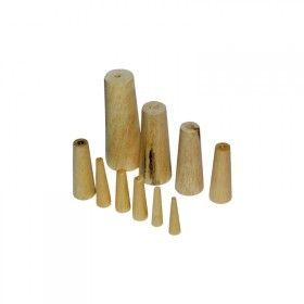 WOODEN PLUGS ALL SIZES