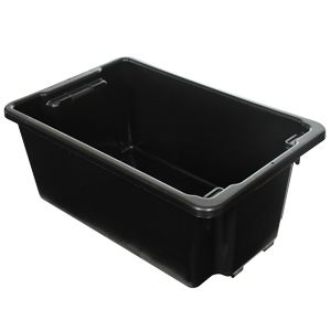 52LTR (#10) NALLY ENVIROCRATE BLACK