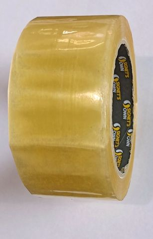 48MM CLEAR TURBO TAPE