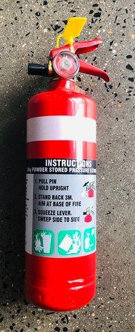 ABE 1.0KG FIRE EXTINGUISHER