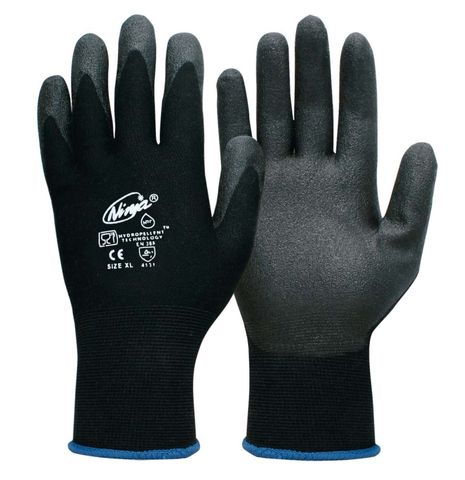 GLOVES - NINJA GRIP GLOVES SIZE L