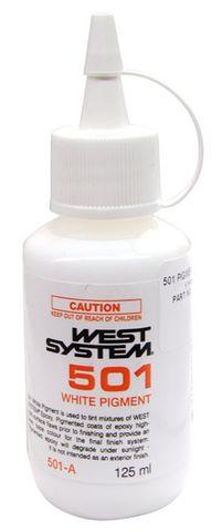 501 PIGMENT WHITE 125 ML