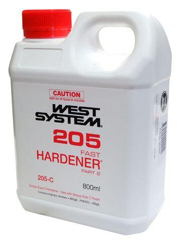 H205 FAST HARDNER ONLY 800ML