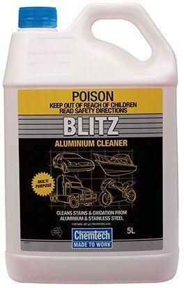 BLITZ ALLOY CLEANER 5LTR