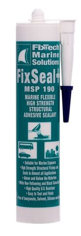 FIX 190 FWT MSP190 FAST ADHESIVE WHITE