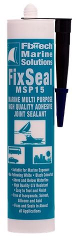 FIXSEAL MSP15 ADHESIVE SEALER BLACK
