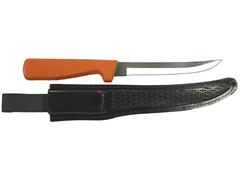 BALLARD KNIFE WIDE BLADE W/SHEATH