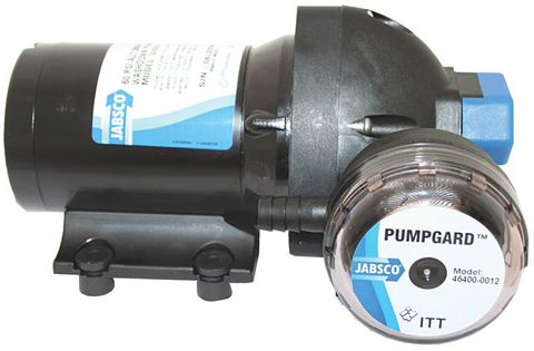 JABSCO DECKWASH 4G 60PSI 12V PUMP