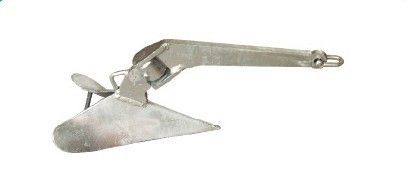 250LB (113KG) PLOUGH ANCHOR (CQR)