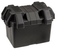 LARGE BATTERY BOX W/ STRAP