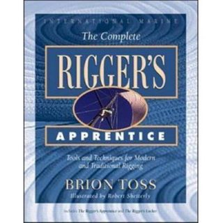 COMPLETE RIGGERS APPRENTICE HARDCOVER