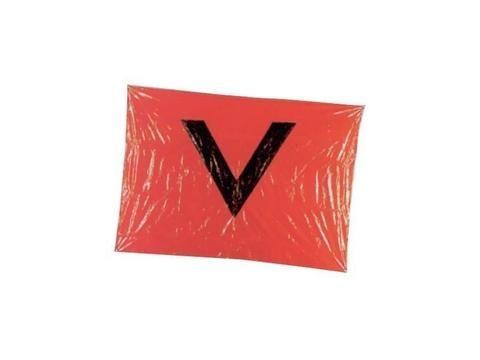 """V"" Sheet, PVC Distress Sheet"