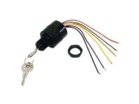 Sierra Mercury Ignition Switch w/choke