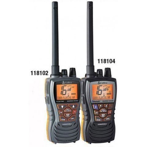 VHF Radio - Cobra Marine Handheld