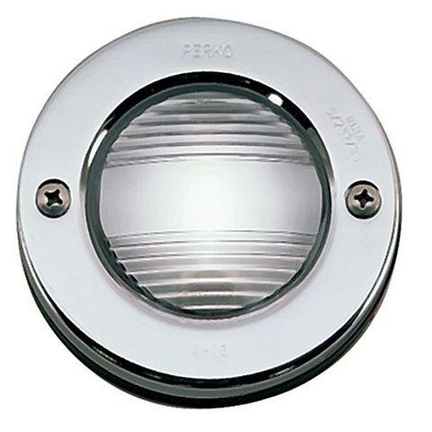 Stern Light - Perko Round 132mm dia.