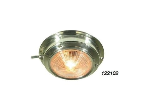 Dome Lights - Stainless Steel