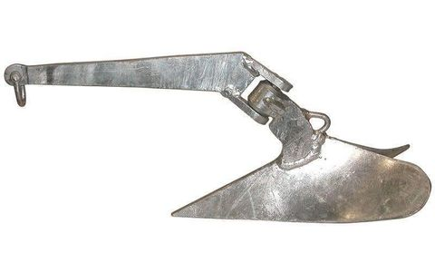 BLA Plough Anchors - Galvanised