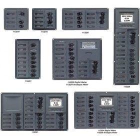 BEP 'Contour AC' Switch Panel 240V Mains