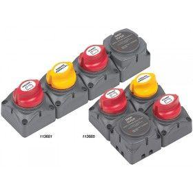 BEP Battery Distribution Cluster with DVSR 4-module