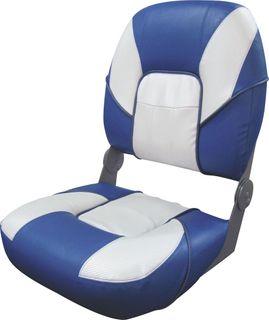 Delux Premier Fold Down Seat grey/grey