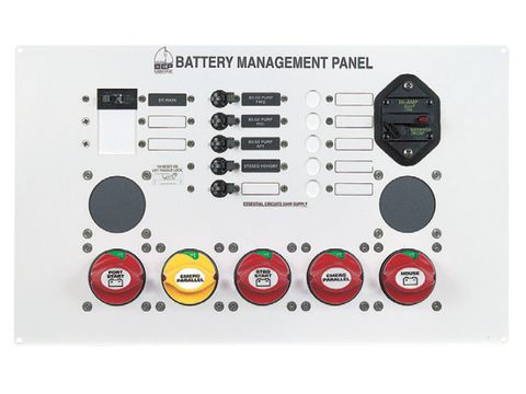 BEP Battery Management Panel Type 2