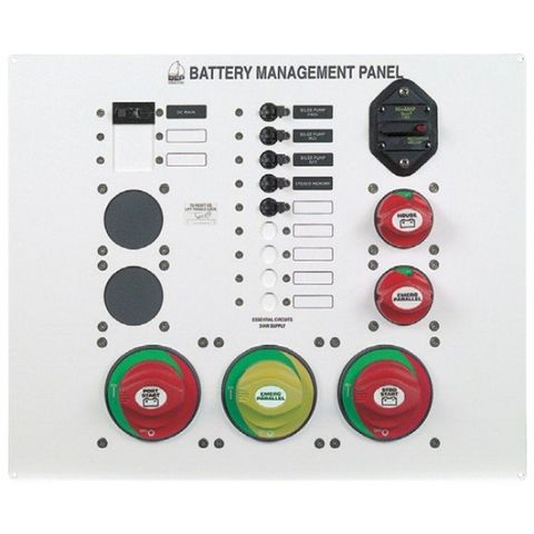 BEP Battery Management Panel Type 3