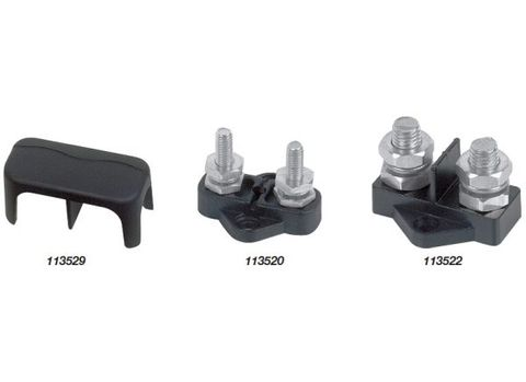 BEP Insulated Dual Power Studs with Covers