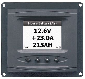 BEP DC Systems Monitor (DCSM)
