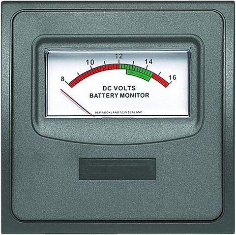 BEP Contour 1000 Voltmeter