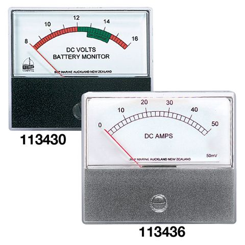 BEP Analogue Meters
