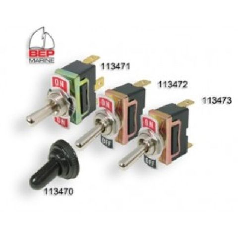 BEP Toggle Switches