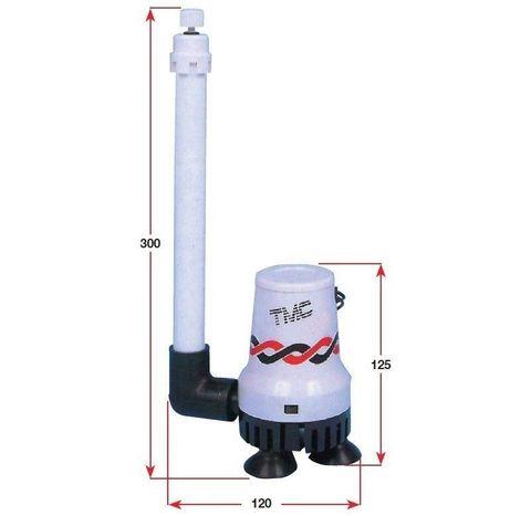 TMC Anglers Aerator Pump