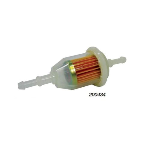 Fuel Filter BLA Inline Plastic 6-8mm