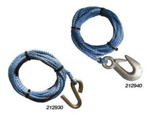 Trailer Winch Rope, Low Stretch