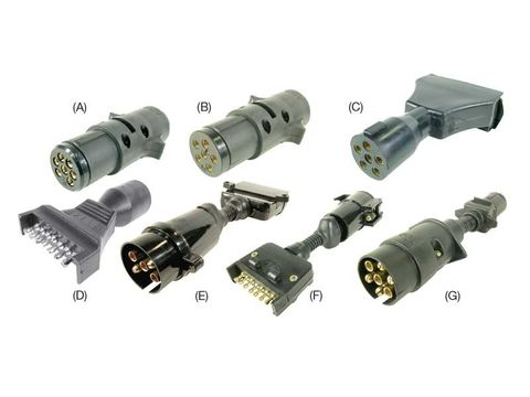 Trailer Electrics Adapters