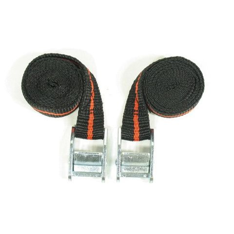 Tie Down Straps - General Purpose Pair