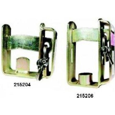 Coupling Lock with Padlock
