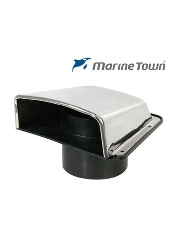 Cowl Vent - Marine Town Stainless Steel