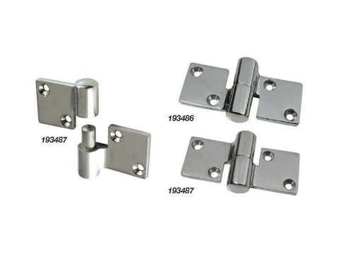Hinges, Separating - Cast Stainless Steel