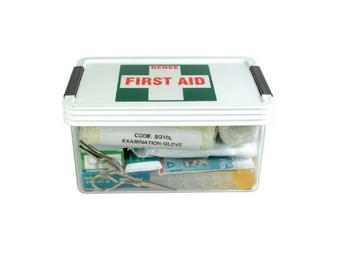 First Aid Kit - Runabout