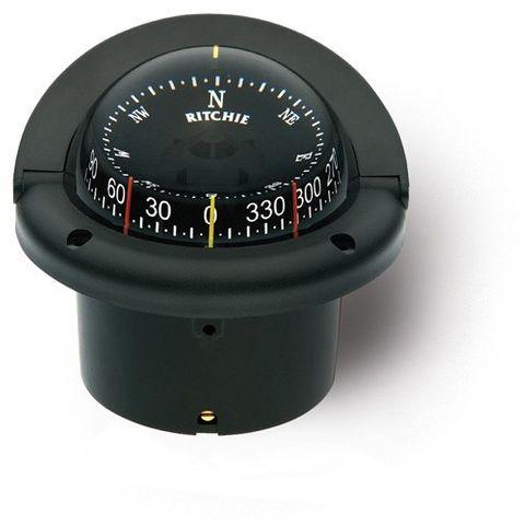 Ritchie Compass Combi Helmsman Flush mt
