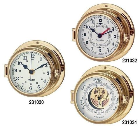 Clocks, Tide Clocks & Barometers - Hinged