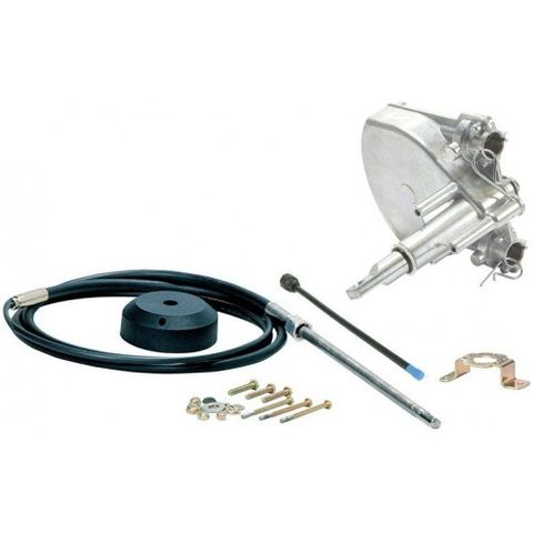 SeaStar Steering System Kit - Quick Connect 3.0 Turn