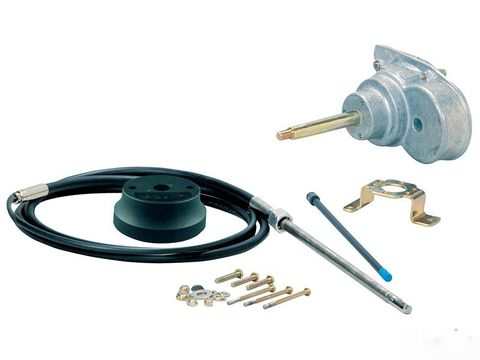 SeaStar Steering System Kit - No-feedback 4.2 Rotary
