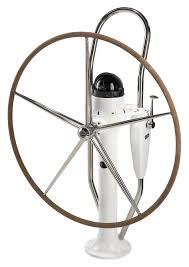 Lewmar Enguard Steering Pedestal