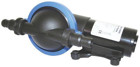 Shower Drain Pump Jabsco Remote